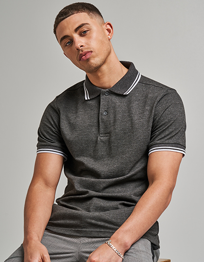 Stretch Tipped Polo