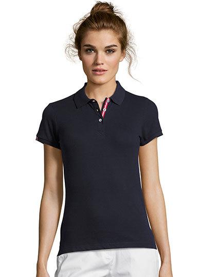 Women`s Polo Shirt Patriot